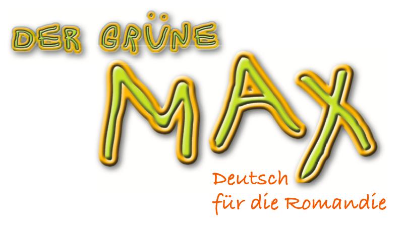 Preview image for LOM object Der Grüne Max 5e - Site de l'enseignant (Lehrerseite)