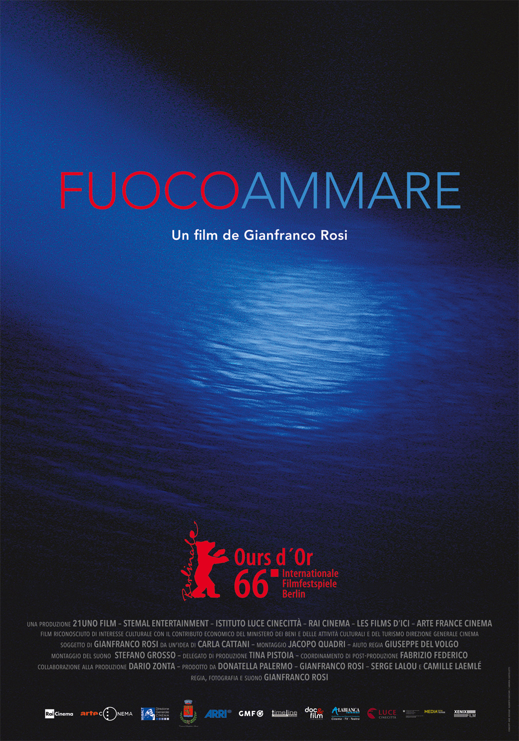 Preview image for LOM object Fuoccoammare, par-delà Lampedusa