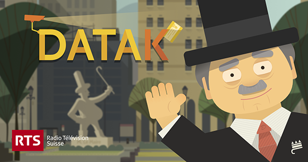 Vignette pour un objet LOM Datak - Jeu sur les données personnelles