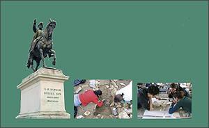 Vignette pour un objet LOM MER Histoire 5e- 6e Thème 1 - Du passé à l'histoire du passé