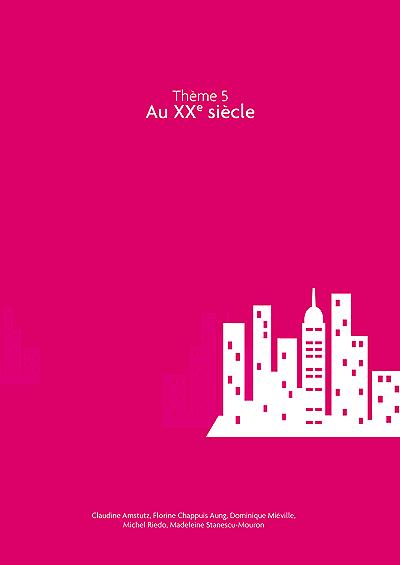 Preview image for LOM object MER Histoire 7e- 8e Thème 5 - AU XX SIÈCLE