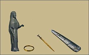 Vignette pour un objet LOM MER Histoire 5e- 6e Thème 6 - A l'âge des Métaux : vie quotidienne organisation sociale et économique